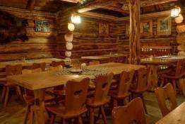 Zakopane Restauracja Karczma polska regionalna Kasprowy Przycup